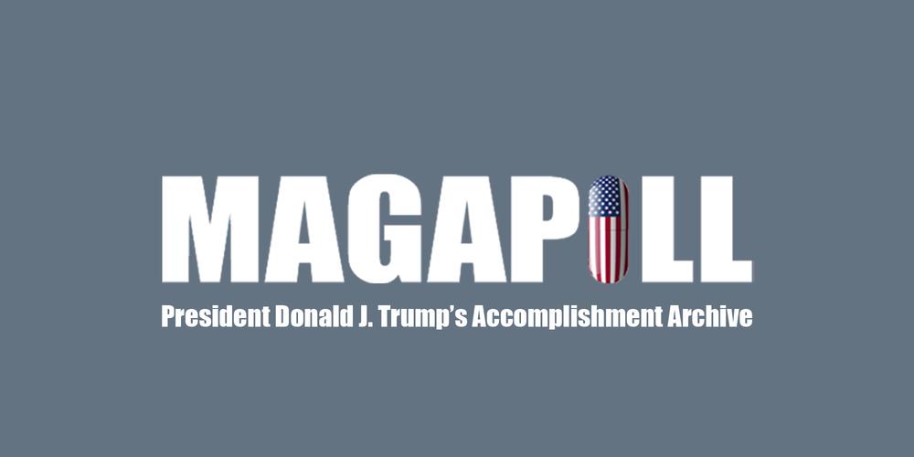 President Donald J. Trump's Accomplishments List